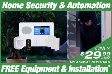 Home Alarm Security Home Automation