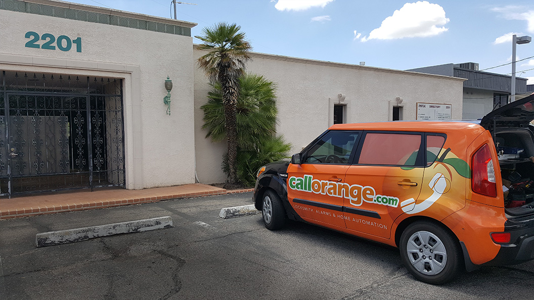 CallOrange Locksmith in Tucson