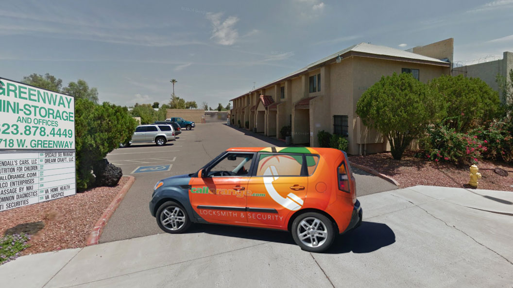 CallOrange.com Locksmith in Peoria Arizona