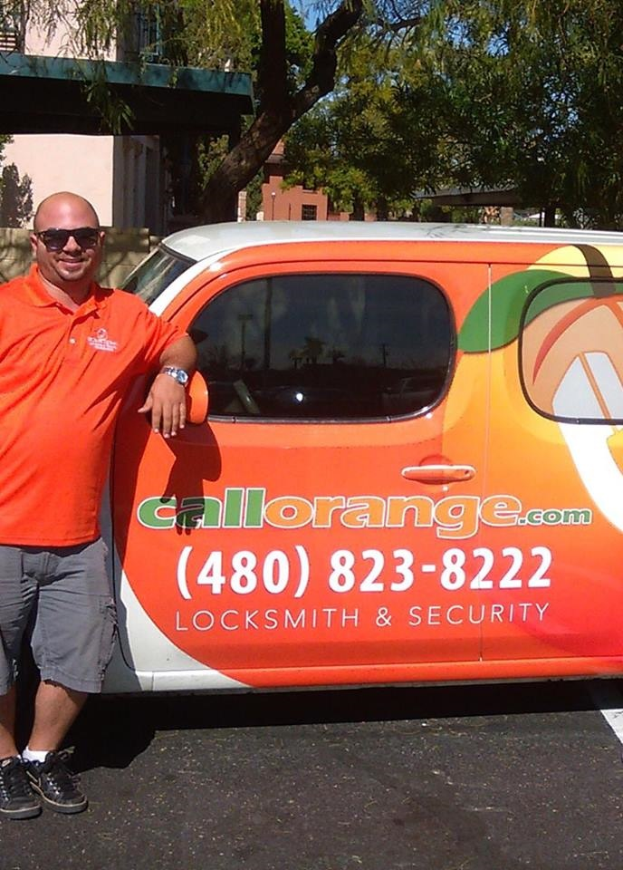 CallOrange Locksmith Surprise Arizona Tech