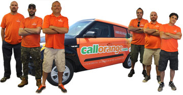 CallOrange Locksmith Technicians