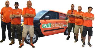 CallOrange Locksmith Technicians