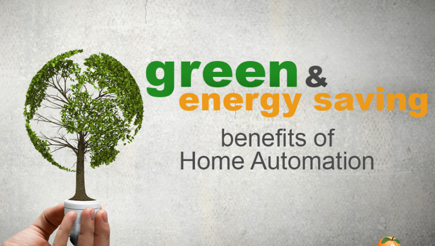green energy benefits of home automation