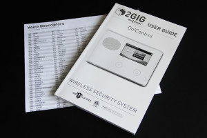 2GIG Go!Control User Guide and Manual