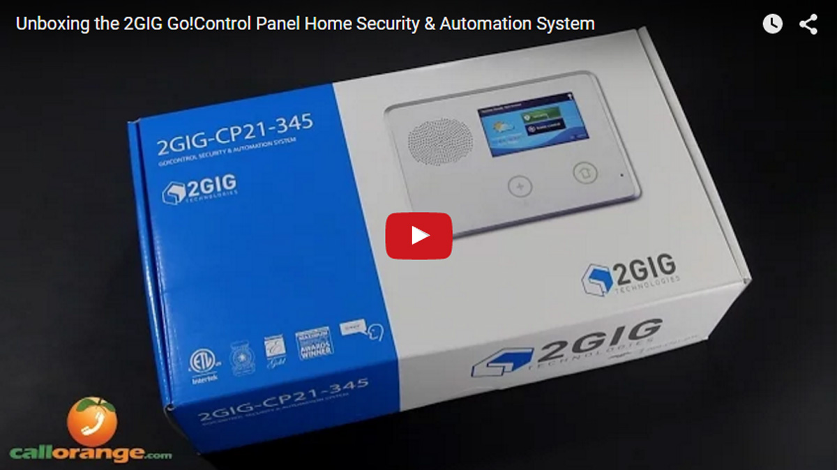 2gig Go Control Home Security Amp Automation System