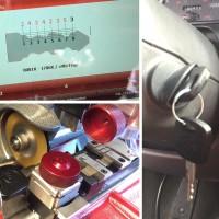 Making new car keys