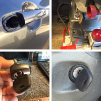 Laser Key Cutting Lock Repair