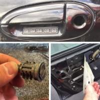 Vehicle Door Lock Repair