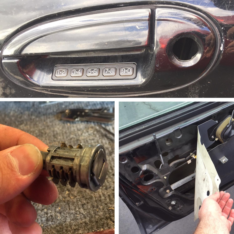 Auto Door Lock Repair And Key Cutting