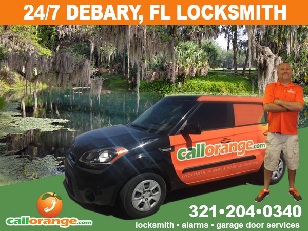 Locksmith DeBary Florida
