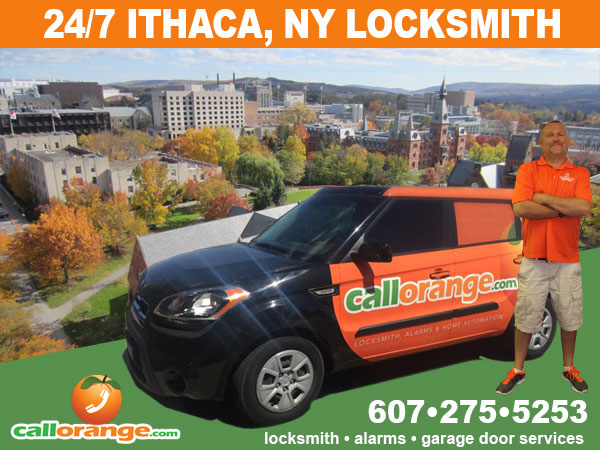 Locksmith Ithaca New York