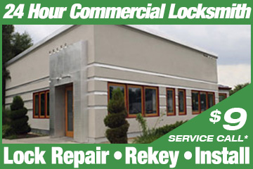 Commercial Locksmith in San Antonio