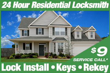Residential Locksmith in San Antonio