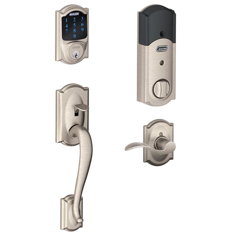 door handle smart lock