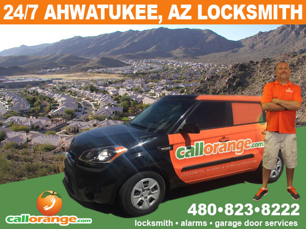Locksmith in Ahwatukee