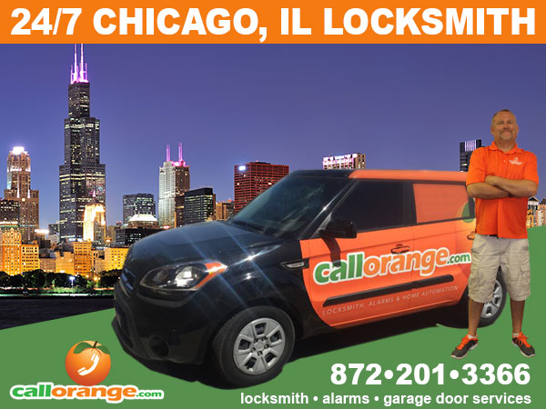 Locksmith in Chicago