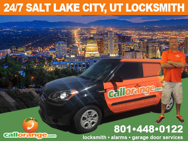 24/7 Locksmith in Salt Lake City