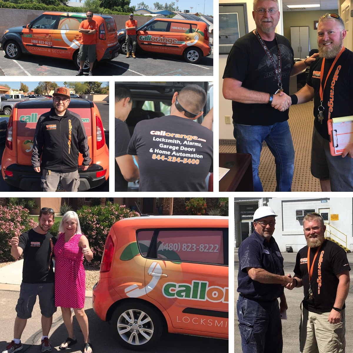 CallOrange Home and Business Locksmiths