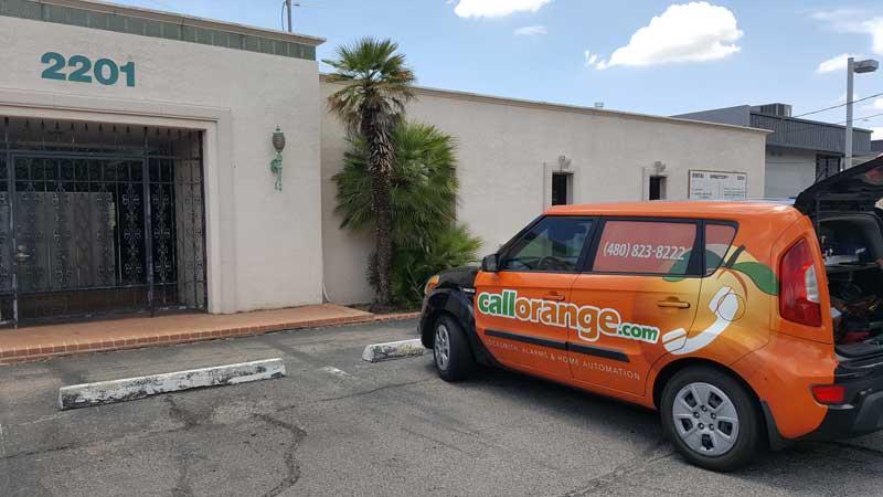 CallOrange locksmith Tucson