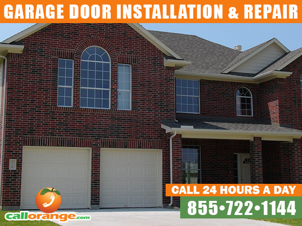 garage door repair in Dallas, Texas