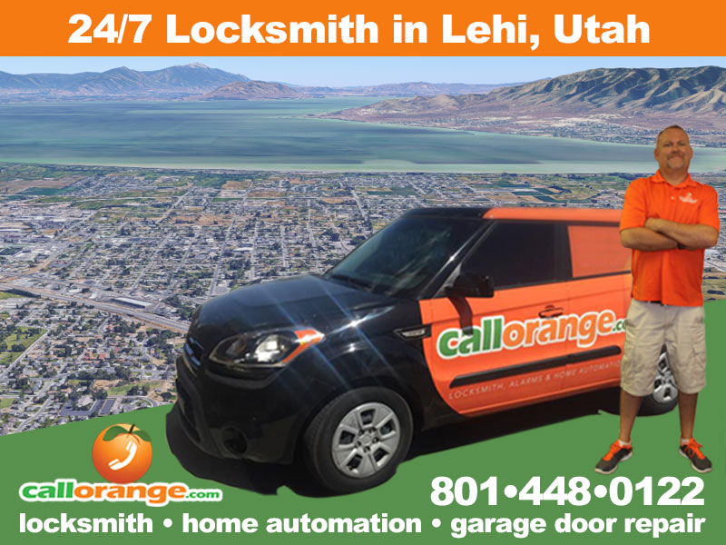 locksmith in Lehi Utah