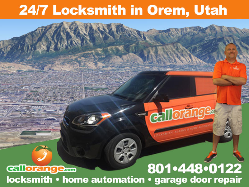 locksmith in Orem Utah
