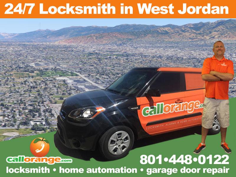 locksmith in West Jordan Utah
