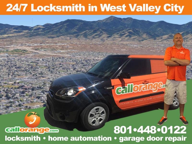 locksmith in West Valley City Utah