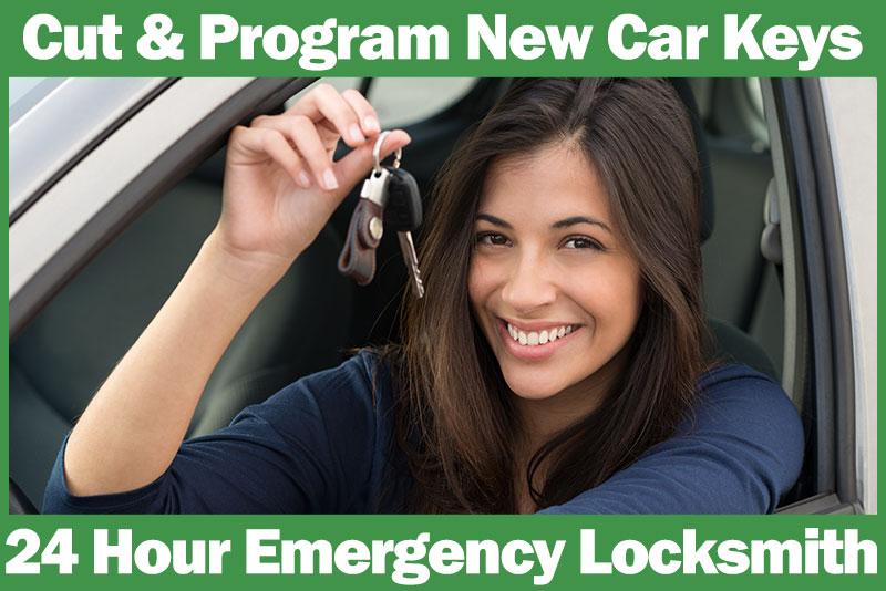 auto locksmith replacement car keys